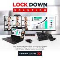 Lockdown Specials
