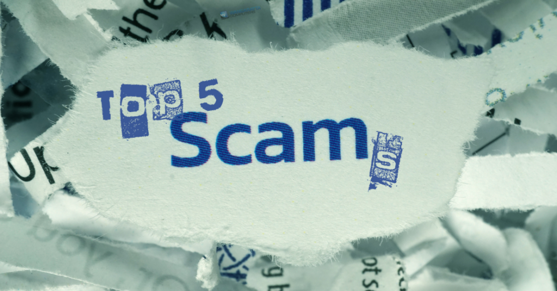 Top 5 Facebook Scams to be aware of